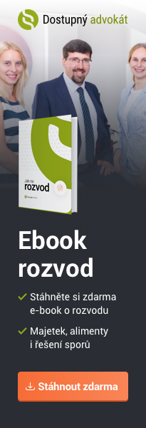 E-book: Jak na rozvod | Dostupný advokát