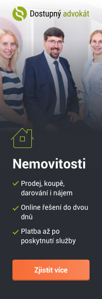 Smlouvy k nemovitostem | Dostupný advokát
